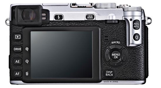 Fuji X-E1 compact system camera shows off sweet retro looks in leaked pics
