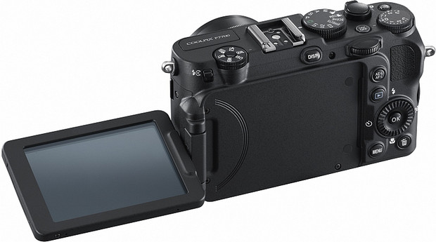 Nikon Coolpix P7700 compact packs a speedy f2.0 28-200mm lens
