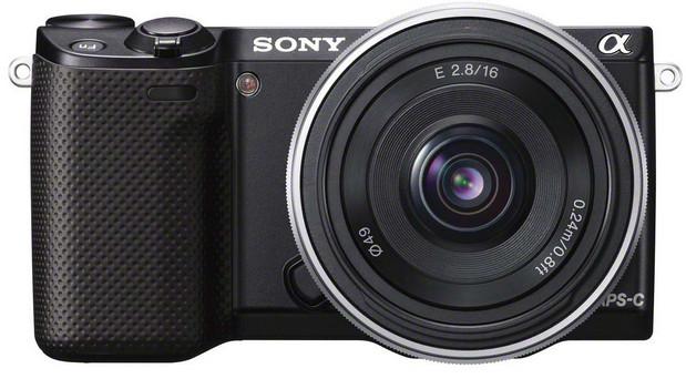 Sony Alpha NEX-5R camera serves up Fast Hybrid AF, Wi-Fi and apps