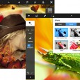 Adobe has updated its powerful image editing package for Android tablets and iPads, with Photoshop Touch 1.3 offering new features and support for the new iPad's higher resolution Retina display.