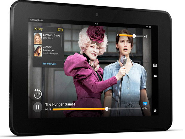 Kindle Fire HD 7 inch tablet arrives in the UK on Oct 25th: details, specs, pricing