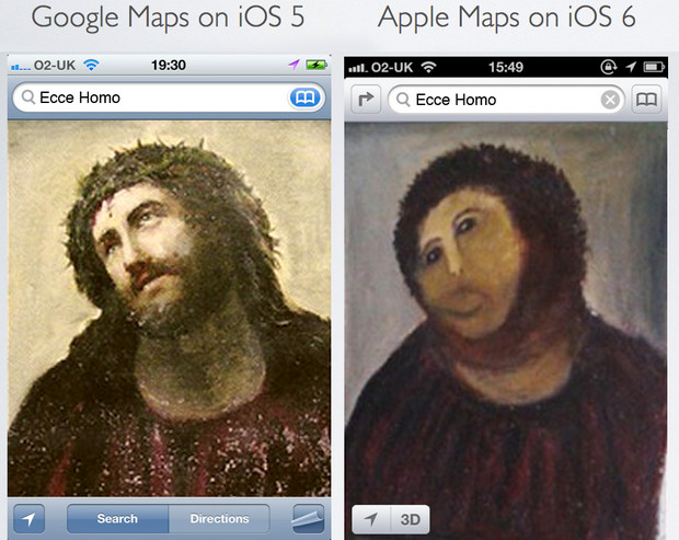 Google: there's no Maps for iPhone iOS6 coming soon