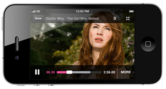 Huzzah! BBC to allow video downloads to mobiles and smartphiones, iOS first in the queue