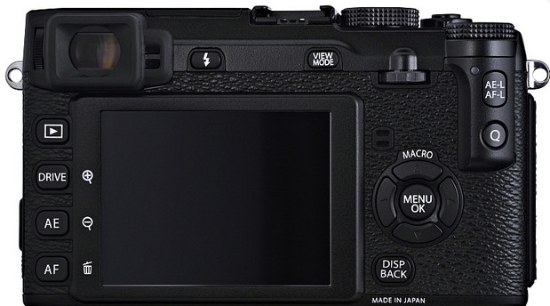 Fujifilm X-E1 get official launch - prices and specs revealed