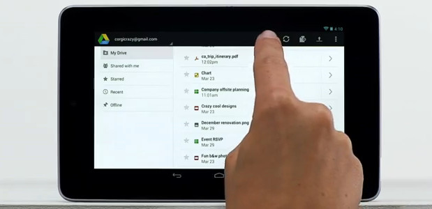 Google lobs in new features as Google Drive for iOs and Android gets updated