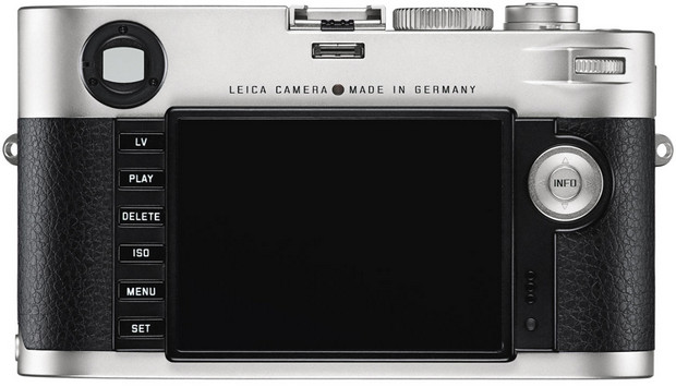 Leica M 24MP live view full-frame CMOS rangefinder with movies packs a painful price tag