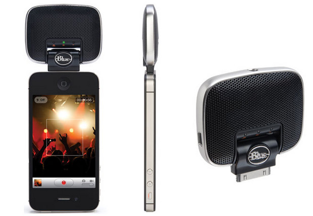 Mikey Digital introduces a high-end microphone for iPads and iPhones