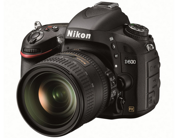 Nikon D600 24MP becomes Nikon's smallest, lightest, cheapest full-frame DSLR ever