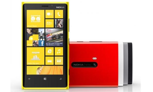 Nokia unveils new Lumia 920 smartphone