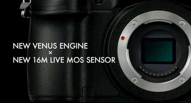 Stunning Panasonic Lumix GH3 camera gets shown off in the hands of photo pros