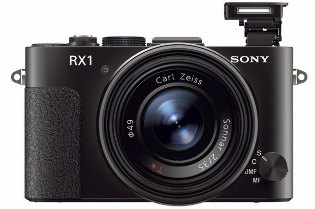 Sony announce the Cyber-shot DSC-RX, the the world's first full-frame compact digital camera