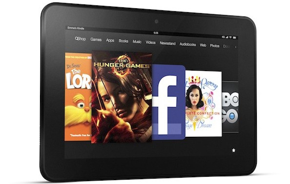 New Kindles go on sale in Europe, Kindle Fire HD spotted for £149