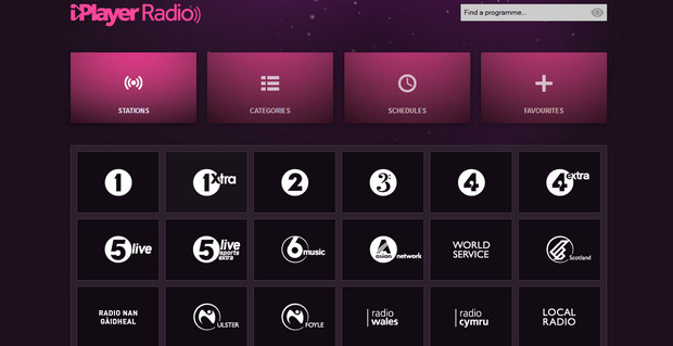 The BBC launches dedicated iPlayer radio website and iOS app - Android users have to wait again