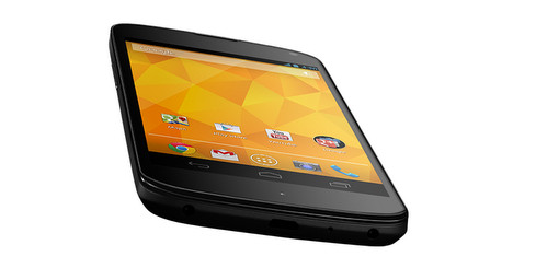 Google Nexus 4 announced - a premium phone with a mid-range price