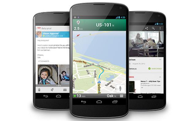 Google Nexus 4 smartphones drop down to bargain prices