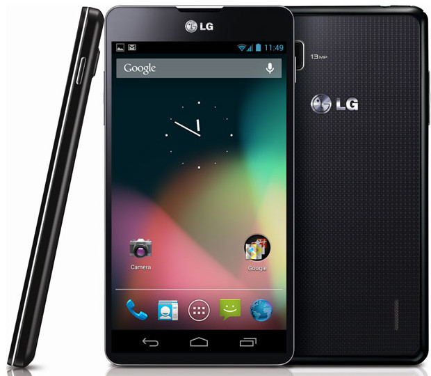 LG releases a WTF video to show off its Optimus G handset