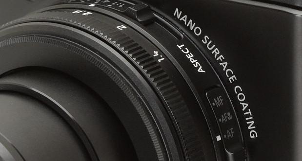 Panasonic Lumix LX7 compact camera picks up enthusiastic reviews