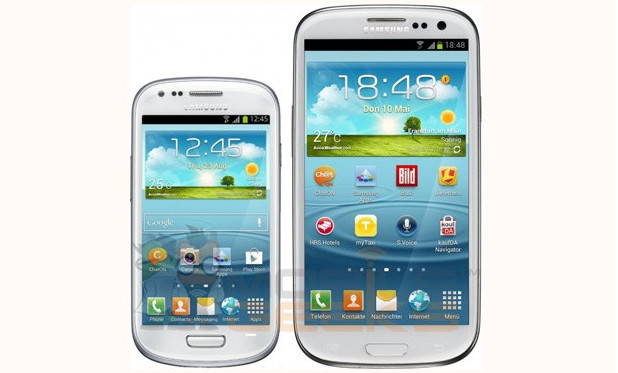 Samsung Galaxy S III Mini coming up - photo, specs and expected price leaked