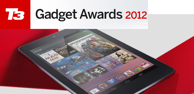 Samsung Galaxy S3, Asus Google Nexus 7 and Transformer Prime scoop up T3 Awards