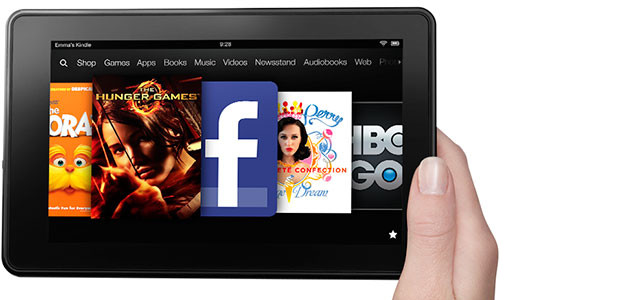 Amazon Kindle Fire tablet slashed to just £99 as the festive tablet wars commence