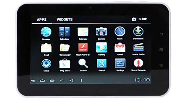 An Android tablet for $21. Datawind launches the Aakash 2 Android 4.0 device in India