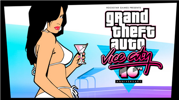 Grand Theft Auto: Vice City 10th Anniversary Edition does handbrake turn into iOS and Android stores