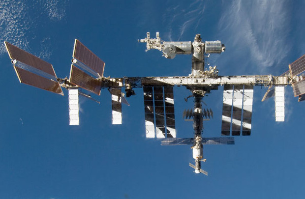 It's above you! Spot the International Space Station with NASA's new web app