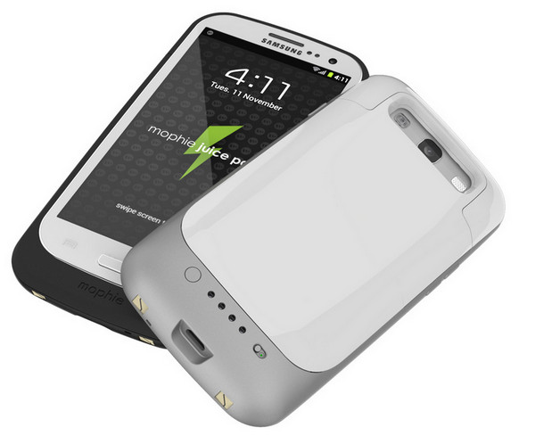 Morphie announces first Android battery pack for Samsung Galaxy SIII smartphone