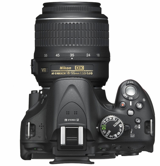 Nikon D5200 announced, packs 24MP CMOS sensor, swivel LCD and optional Android/iOS integration