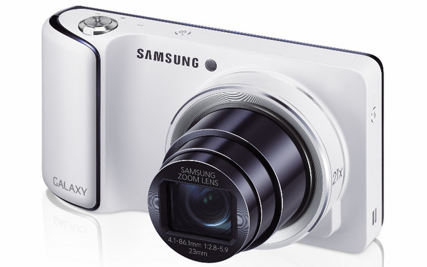 Samsung announce cheaper, wi-fi Galaxy Camera, offering 16MP of Android-powered goodness