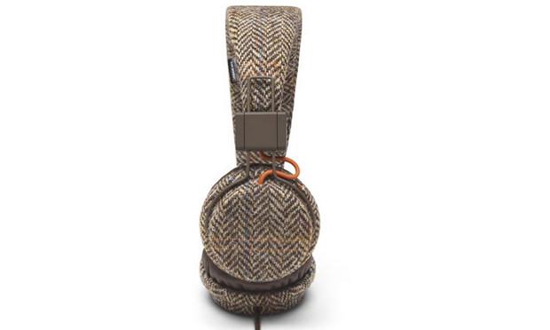 Urbanears Plattan Harris Tweed headphones cut a Highland dash