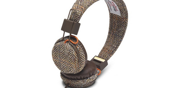 Urbanears Plattan Harris Tweed headphones cut a Highland dash