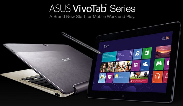 Asus VivoTab tablet offers Windows Surface Pro for just £399