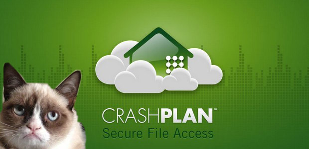 Our love affair with CrashPlan is over as we eye up Bitcasa infinite storage