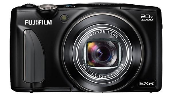 Fujifilm FinePix F900EXR 16MP 20x zoom compact claims world's fastest autofocus crown