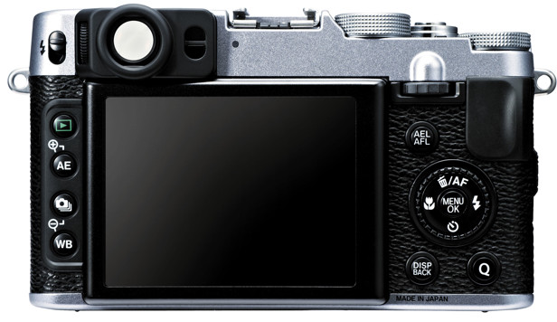 Fujifilm X100S and X20 pro-style cameras serve up delicious retro style lines