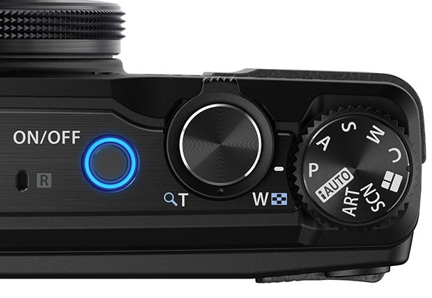 Olympus XZ-10 enthusiast 12MP compact camera offers touchscreen LCD and 26mm-130mm zoom