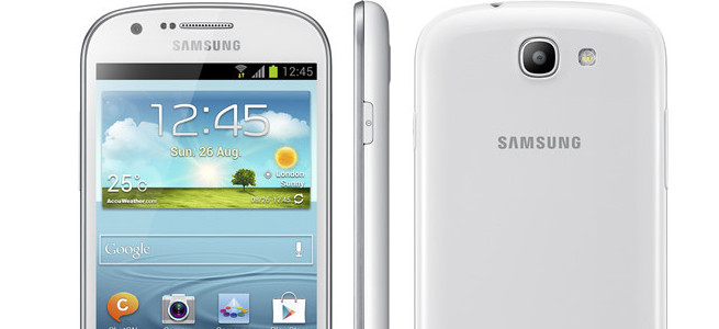 Make way for the Samsung Galaxy Express 4G LTE Android handset