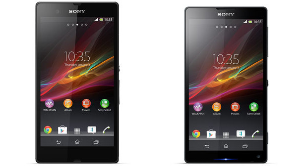 Sony Xperia Z Yuga and ZL Odin smartphone photos leak ahead of launch