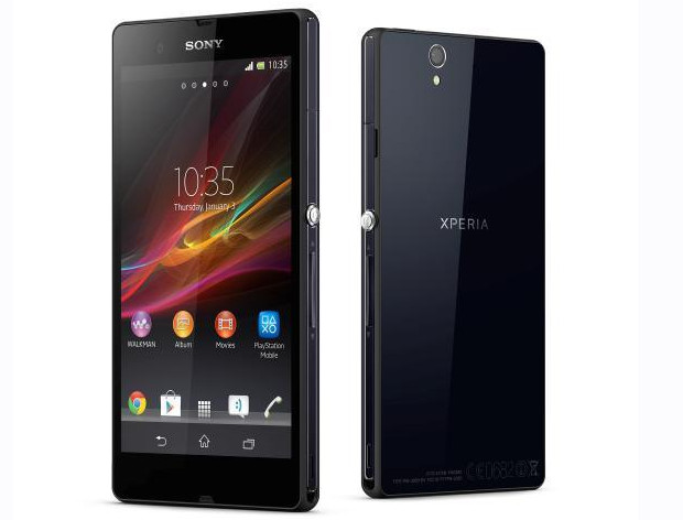 Sony Xperia Z - a big bad beaut of an Android phone with 5-inch display and Quad-Core CPU