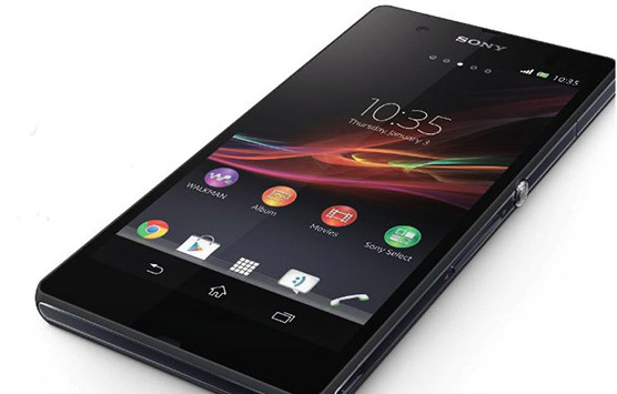 Sony Xperia Z - a big bad beaut of an Android phone with 5-inch display, HDR video and Quad-Core CPU
