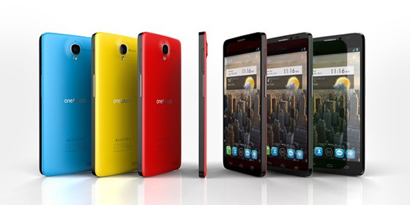 Alcatel One Touch Idol X 5-inch phone serves up 1080p, 13MP in a snappy design