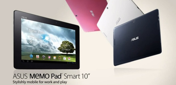 ASUS MeMO Pad Smart 10 Android tablet shown off in promo video