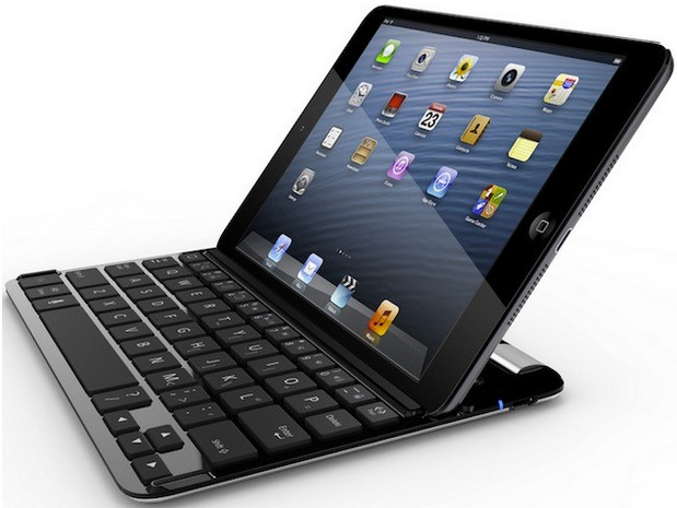 Belkin FastFit wireless Bluetooth iPad min keyboard/case claims to be the thinnest