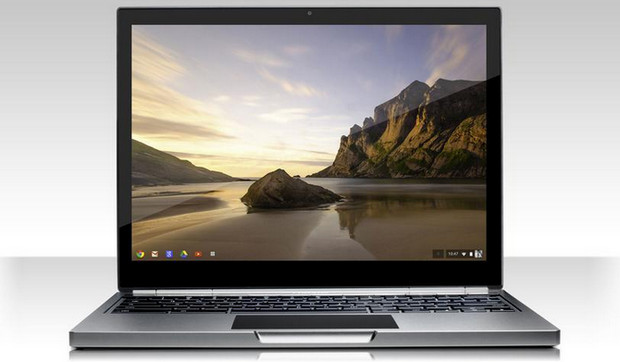Google announces the Chromebook Pixel, a high-end touchscreen laptop with Retina-beating screen