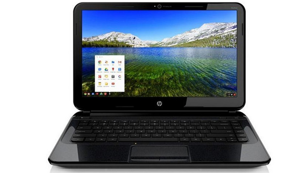 HP Pavilion 14 Chromebook joins the low costs Chrome OS party