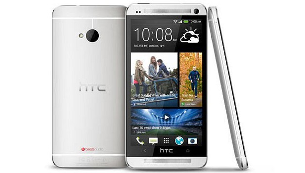 HTC announces its new flagship Android handset, the eye-catching HTC One