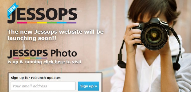 Jessops high-street camera retailer set to rise from the dead as website launches