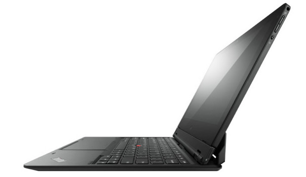 Lenovo ThinkPad Helix Windows 8 permium laptop to ship in early March