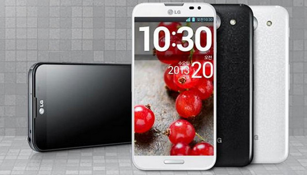 LG liberates the big-screen Optimus G Pro smartphone with 1080p display and neat camera features